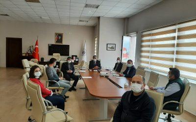 Dönem Başı Bölüm Başkanları Toplantısı